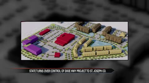 St. Joseph County plans new development project on S.R. 933